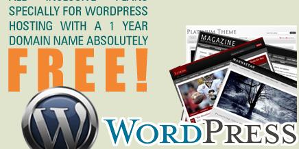 All-In-One Hassle-Free WordPress Hosting