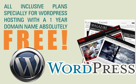 All-In-One Hassle-Free WordPress Hosting